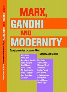 Marx, Gandhi and Modernity