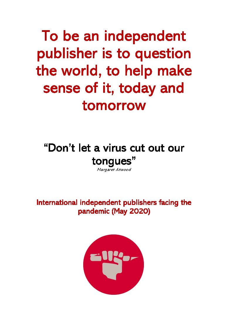 Don't let a virus cut out our tongues_International Alliance_May 2020