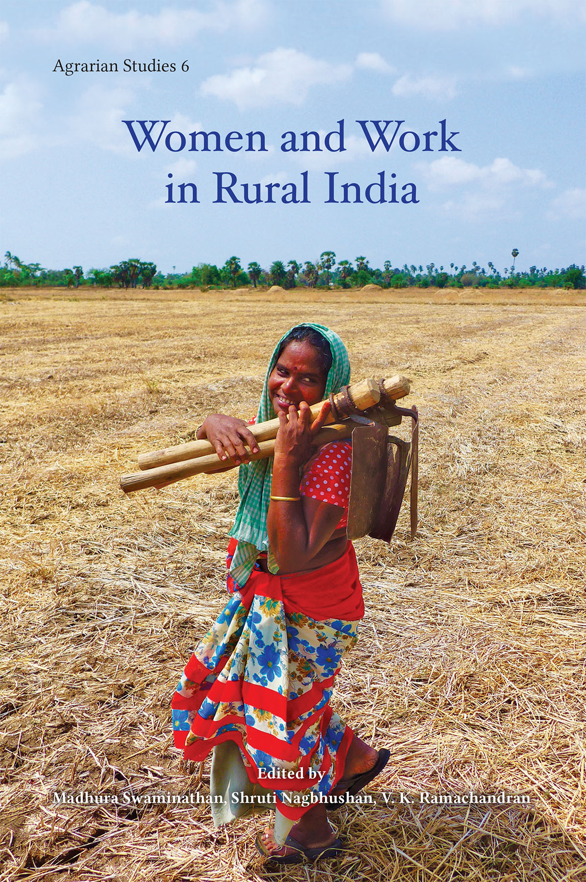 """Book release: """"Women and Work in Rural India"""""""